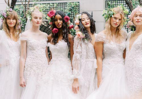 Las tendencias de belleza para bodas que todas las novias de 2020 deben saber